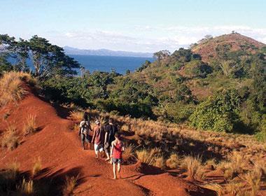 Randonnée à Madagascar